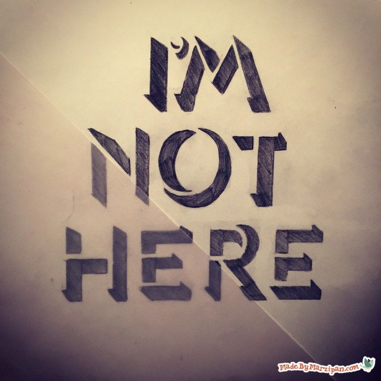Im Not Here