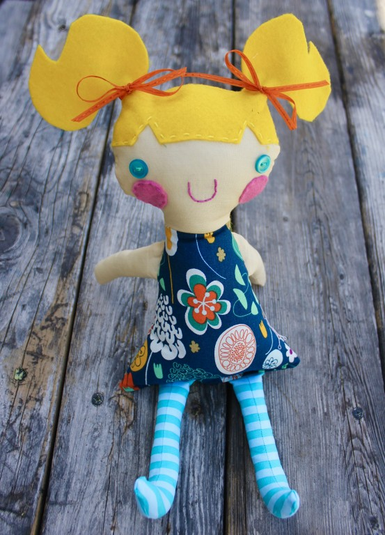 image relating to Printable Rag Doll Patterns named Sew a Mermaid or Rag Doll - Built As a result of Marzipan